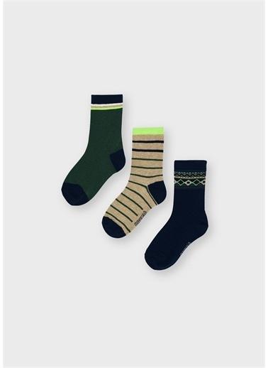Mayoral Mayoral Erkek Çocuk soket Çorap Set Lacivert